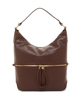 Urban Legend Leather Shoulder Bag by Hobo