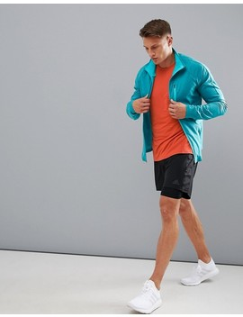 Adidas Running Supernova Long Sleeved Top In Orange Cz8725 by Adidas