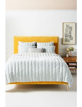 Velvet Ellery Quilt by Anthropologie
