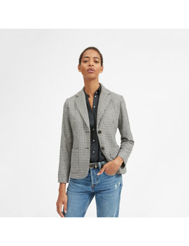 The Wool Academy Blazer by Everlane