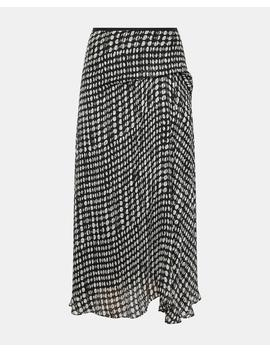 Side Draped Midi Skirt by Theory