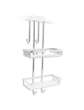 Taymor® Over The Door Shower Caddy In Chrome by Bed Bath & Beyond