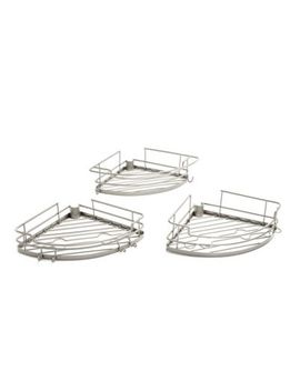 .Org 3 Tier Pole Caddy by Bed Bath & Beyond