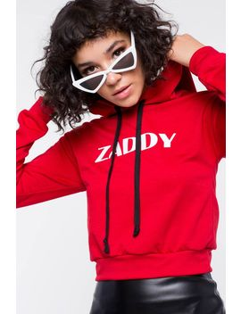 Zaddy Sweatshirt by A'gaci