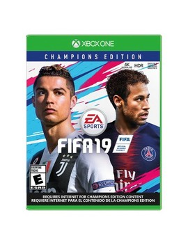 Fifa 19: Champions Edition   Xbox One by Electronic Arts