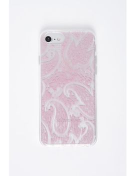 Transparent Phone Cover Universal 6,7,8 by Cotton On