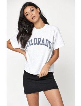 John Galt Colorado T Shirt by Pacsun