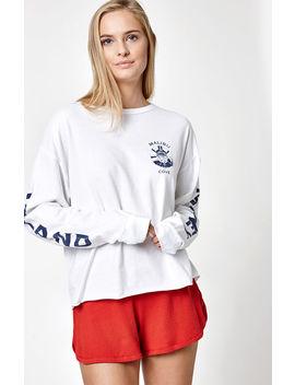 John Galt Camila Monkey Island T Shirt by Pacsun