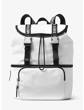The Michael Large Nylon Backpack by Michael Michael Kors