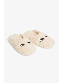 Monki Slippers by Monki