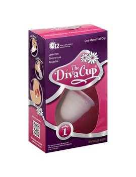 Diva Cup Diva Cup 1 Pre Childbirth (Packaging May Vary) by The Diva Cup
