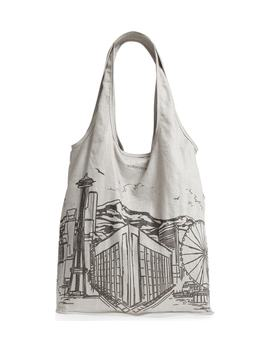 Packable Print Shopper by Nordstrom