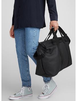Minimalist Weekend Bag by Rains