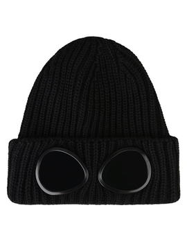 Junior Boys Goggle Beanie by Cp Company