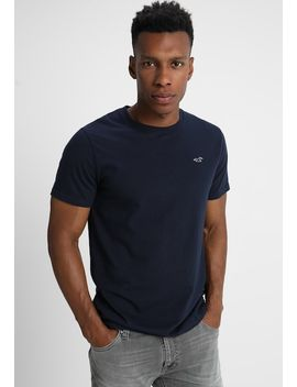 Crew Solid   T Shirt Basic by Hollister Co.