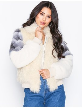 Fuzzy Patch Bomber by Nly Trend