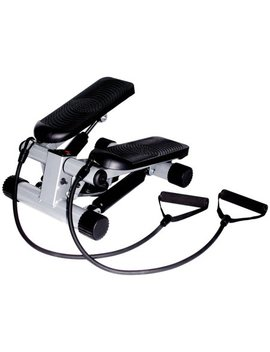 Sunny Health And Fitness Mini Stepper With Resistance Band by Sunny Health & Fitness