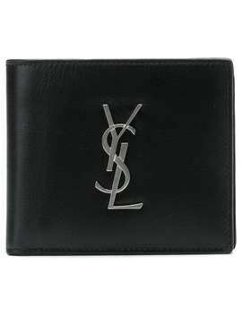 Saint Laurent East/West Monogram Wallethome Men Saint Laurent Accessories Wallets & Billfolds by Saint Laurent