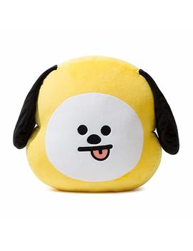 Bt21 Chimmy Cushion 16.5 Inches Yellow by Bt21