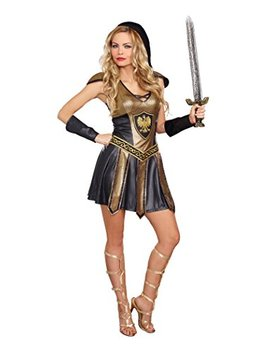 Dreamgirl Women's Deadly Warrior Costume by Dreamgirl