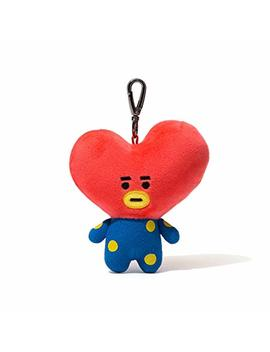 Bt21 Tata Pluch Keyring One Size Red by Bt21