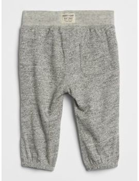 Marled Pull On Pants by Gap