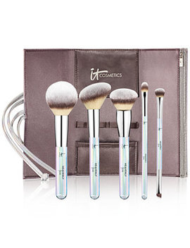 6 Pc. Heavenly Luxe Must Haves! Brush Set, Created For Macy's, A $169 Value! by It Cosmetics