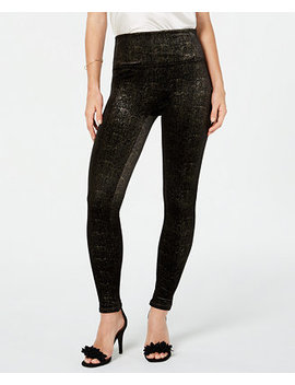 Velvet Shine Leggings by Spanx