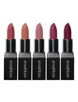 Smashbox Be Legendary 5 Piece Matte/Cream Lipstick Set by Smashbox