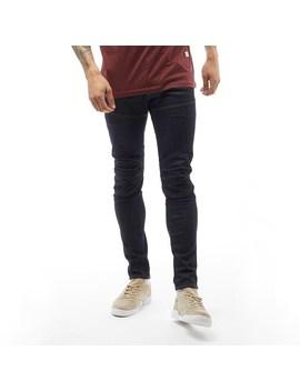 G Star Mens 5620 Elwood 3 D Super Slim Jeans 3 D Raw Denim by Mand M Direct