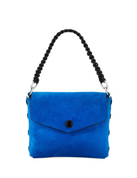 Atlas Suede Chain Strap Shoulder Bag by Rag & Bone