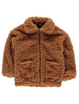 Teddy Coat In G84 by Firetrap