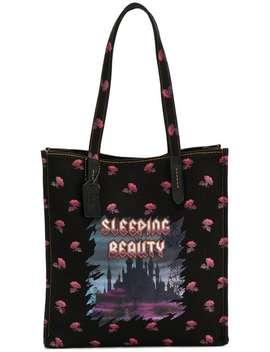 Coach X Disney Sleeping Beauty Tote by Coach