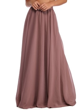 Final Sale   Sweet Romance Chiffon Skirt by Windsor