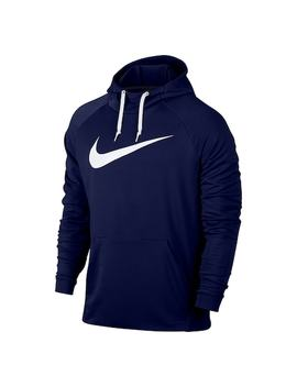 Men's Nike Pull Over Dri Fit Swoosh Hoodie by Kohl's