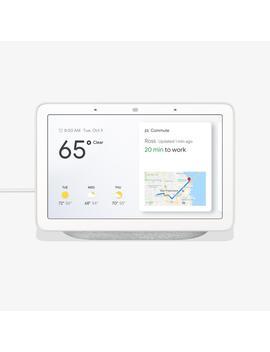 Google Home Hub Chalk by Google
