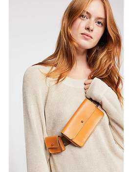 Ruby Webbed Belt Bag by Free People
