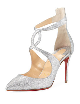 Rosas 85mm Red Sole Pumps by Christian Louboutin