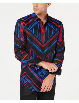 I.N.C. Mens Bowie Shirt, Created For Macy's by Inc International Concepts