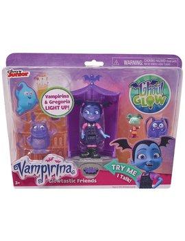 Vampirina Glowtastic Friends Playset by Argos