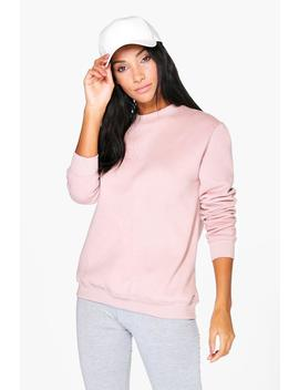 Sophia Basic Oversized Sweatshirt by Boohoo