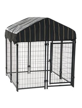 Lucky Dog Uptown Welded Wire Kennel by Lucky Dog
