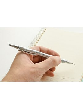 Mp1001 0.5mm/0.7mm Metal Rod Mechanical Pencil by Ali Express