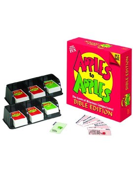 Cactus Game Design Apples To Apples Bible Edition by Cactus Game Design