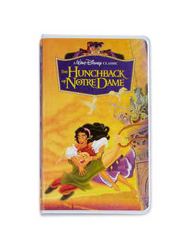 The Hunchback Of Notre Dame ''vhs Case'' Journal   Oh My Disney by Disney
