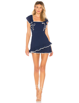 X Revolve Sarita Mini Dress by Ale By Alessandra