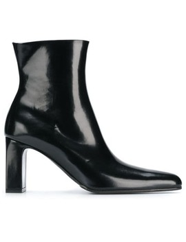 Balenciagaalmond Toe Bootshome Women Balenciaga Shoes Boots by Balenciaga