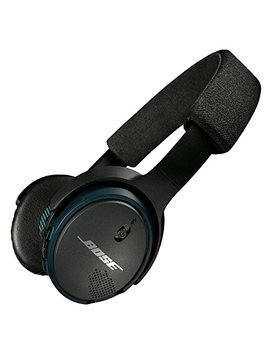 Bose Sound Link On Ear Wireless Bluetooth Headphones   Black by Bose