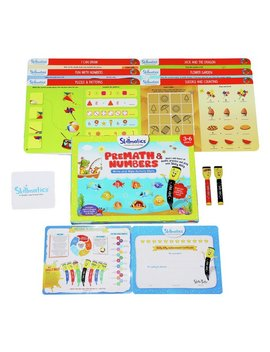 Skillmatics Pre Math And Numbers Learning Set by Argos