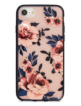 Glitter Prairie Rose I Phone 8 Case by Kate Spade New York